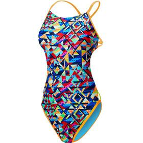 TYR Mosaic Mojave Cutoutfit - Bañador Mujer - Multicolor